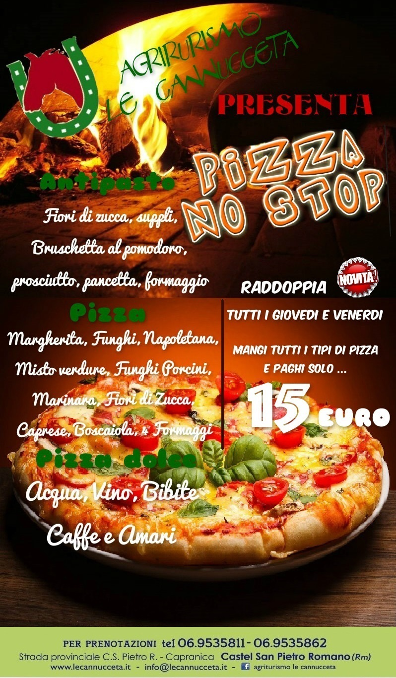 pizza no stop